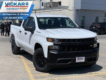 2019 Chevrolet Silverado 1500 Work Truck  -  Bluetooth