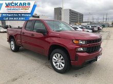 2019 Chevrolet Silverado 1500 Custom  - $253.59 B/W