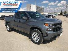 2019 Chevrolet Silverado 1500 Custom  - $256 B/W