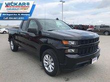 2019 Chevrolet Silverado 1500 Custom  - $254 B/W
