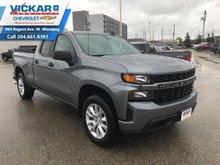 2019 Chevrolet Silverado 1500 Custom  - $241 B/W