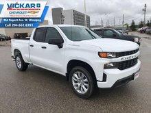 2019 Chevrolet Silverado 1500 Custom  - $235 B/W