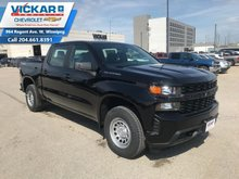 2019 Chevrolet Silverado 1500 Work Truck  - $245 B/W