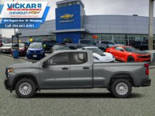 2019 Chevrolet Silverado 1500 Custom  - $283 B/W
