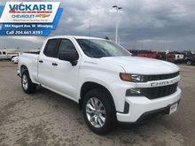 2019 Chevrolet Silverado 1500 Custom  - $244 B/W