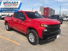 2019 Chevrolet Silverado 1500 Work Truck  - OnStar - $245 B/W