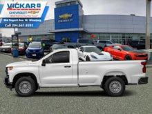 2019 Chevrolet Silverado 1500 Work Truck  - $231 B/W