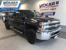 2015 Chevrolet Silverado 2500HD LT  LONG BOX DIESEL, 4X4,DOUBLE CAB  - $297 B/W