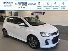 2018 Chevrolet Sonic LT RS TURBO, HEATED SEATS, SUNROOF !!!  - $119.07 B/W