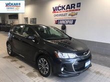2018 Chevrolet Sonic LT  BLUETOOTH, REMOTE STARTER, SUNROOF  - $120.08 B/W
