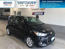 2018 Chevrolet Spark 1LT  AUTOMATIC, ALUMINUM WHEELS, GREAT ON FUEL  - $106.99 B/W