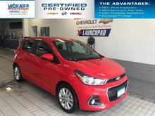 2018 Chevrolet Spark 1LT  AUTOMATIC, FUEL EFFICIENT,  - $100.25 B/W