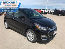 2019 Chevrolet Spark 2LT  - Sunroof -  Heated Seats - $128 B/W