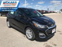 2019 Chevrolet Spark 1LT  - Android Auto -  Apple CarPlay - $109 B/W