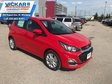 2019 Chevrolet Spark 1LT  - Android Auto -  Apple CarPlay - $107 B/W