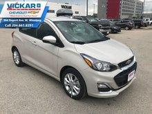2019 Chevrolet Spark 1LT  - Android Auto -  Apple CarPlay - $108 B/W