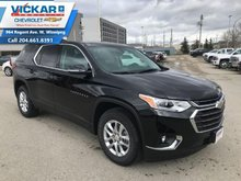 2019 Chevrolet Traverse LT  - Android Auto -  Apple CarPlay - $281.02 B/W
