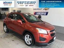2014 Chevrolet Trax 2LT FWD, BOSE AUDIO, SUNROOF BACK UP CAMERA  - $125.20 B/W