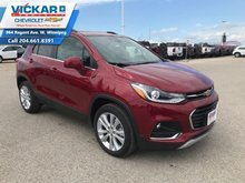 2019 Chevrolet Trax Premier  - Sunroof -  Heated Seats - $220 B/W