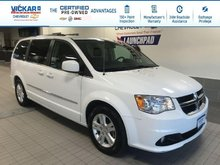 2017 Dodge Grand Caravan STOW N GO, LEATHER SEATS, POWER REAR DOORS AND HATCH  - $150.71 B/W