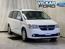 2018 Dodge Grand Caravan Crew Plus With Leather & Navigation
