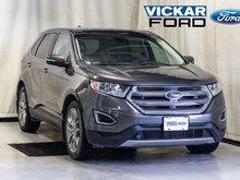 2015 Ford Edge Titanium AWD 302A 3.5 V6 Fully Loaded