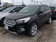 2018 Ford Escape TITANIUM FACTORY HITCH