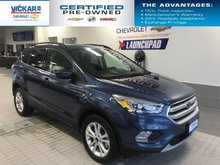 2018 Ford Escape SEL  NAVIGATION, SUN ROOF, LEATHER INTERIOR  - $207.95 B/W