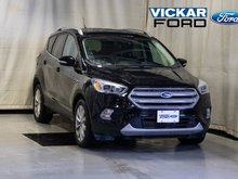 2018 Ford Escape Titanium 4WD Panoramic Roof & Navigation