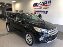 2018 Ford Escape Titanium  AUTOMATIC, AWD,   - $208 B/W