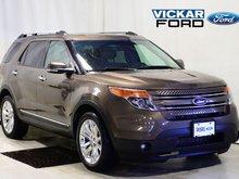 2015 Ford Explorer Limited 7 Passenger V6