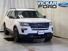 2018 Ford Explorer XLT 4WD 7 Psgr Appearance Pkg
