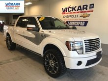2012 Ford F-150 4X4, LEVELED, LEATHER HEATED SEATS, POWER BOARDS BACKUP CAMERA  - $325.33 B/W
