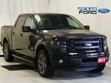 2014 Ford F150 4x4 Supercrew Fx4 Luxury Moonroof & Navigation