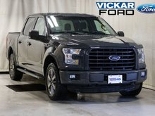 2016 Ford F150 4x4 Supercrew XLT Sport 301A