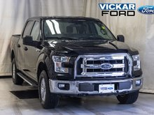 2016 Ford F150 4x4 Supercrew XLT 5.0L V8