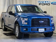 2016 Ford F150 4x4 Supercrew XLT FX4 SPORT 302A