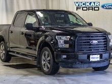 2016 Ford F150 4x4 Crew XLT Sport 5.0L V8