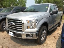 2017 Ford F150 4x4 - Supercab XLT - 145