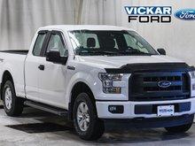 2017 Ford F150 4x4 - Supercab XL - 145