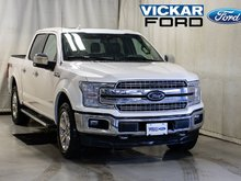 2018 Ford F150 4x4 Supercrew Lariat Chrome Package 5.0L V8