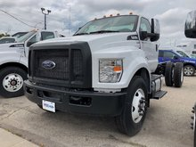 2019 Ford Super Duty F-750 Straight Frame