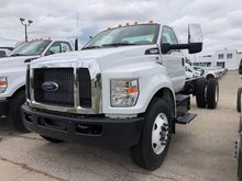 2019 Ford Super Duty F-750 Straight Frame Gas