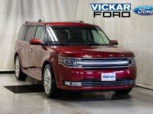2014 Ford Flex Limited AWD 3.5 V6 & Triple Moonroof