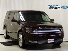 2017 Ford Flex Limited AWD Premium Ecoboost 7 Pass