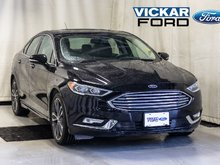 2018 Ford Fusion Titanium AWD Leather & Moonroof