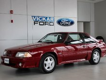 1991 Ford Mustang 3 Door hatchback GT 5.0