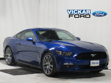 2017 Ford Mustang Coupe Ecoboost Premium Manual Trans