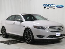 2017 Ford Taurus Limited AWD Luxury Sedan