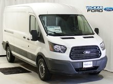 2018 Ford TRANSIT T250 148 WB Sliding Passenger-Side Cargo Door